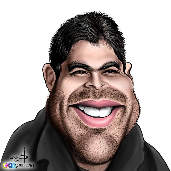 كاريكاتير وائل كفوري