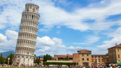 هل سيسقط برج بيزا المائل قريبًا؟!