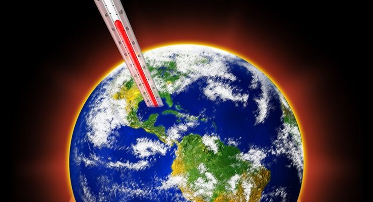 كيف عرف العلماء درجة الحرارة على الأرض قبل ملايين السنين؟