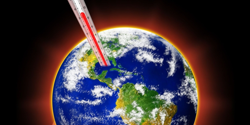 Temperature On Earth