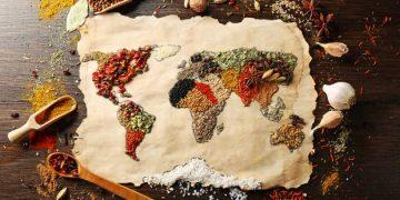 healthy habits around world