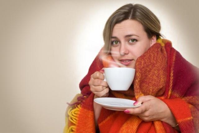 النساء يشعرن البرد
