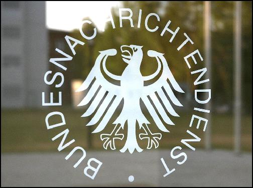 المخابرات الفيدرالية الألمانية