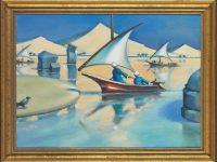 لوحات فنية لـ محمود سعيد