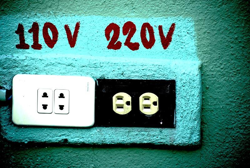 كهرباء 110 فولت