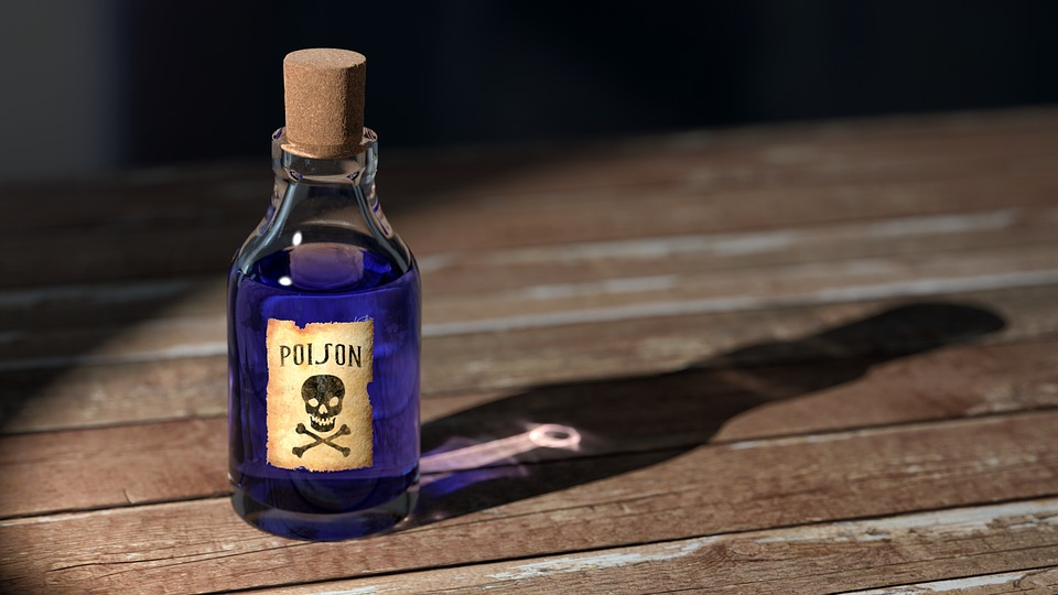 أخطر مواد كيميائية