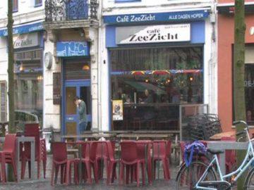 مقهى بلجيكي