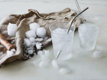 مكعبات الثلج