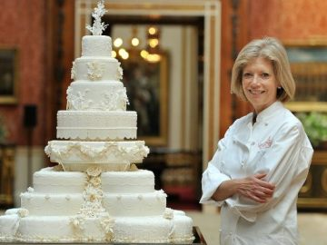 most expensive wedding cake