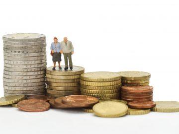 pension age