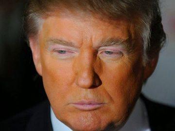 trump orange