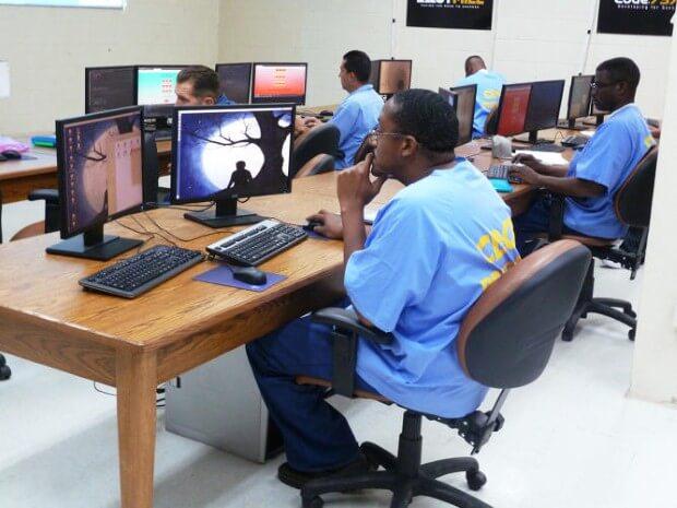 خدمة السجناء