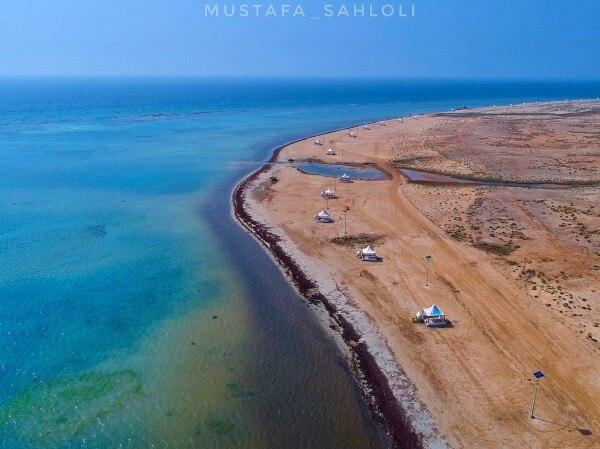 شاطئ عمق