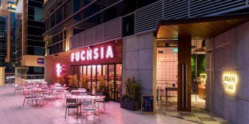 فرع مطعم فوشيا التايلندي