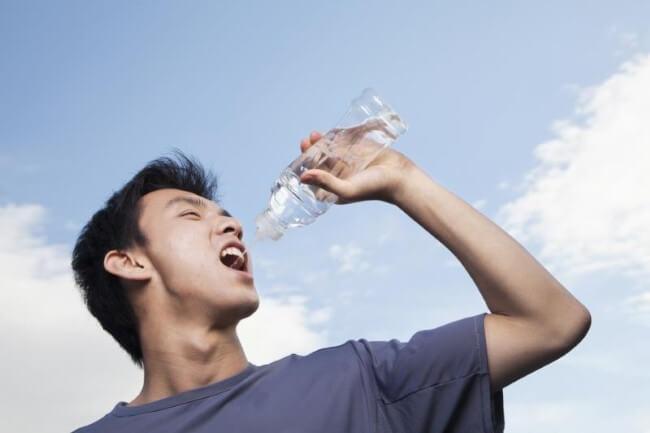 فوائد المياه