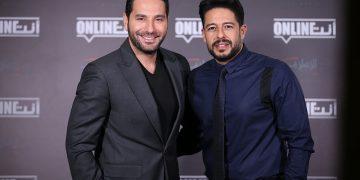 محمد حماقي مع وسام بريدي في أنت أونلاين