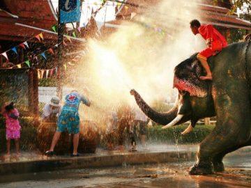 مهرجان الماء