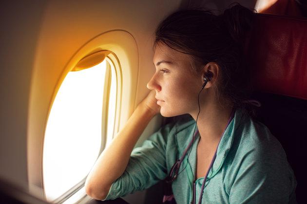 تأثيرات للطيران على جسدك