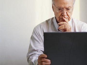 كبار السن والتكنولوجيا