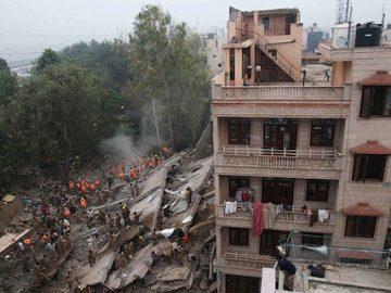 أسوأ انهيارات المباني في التاريخ