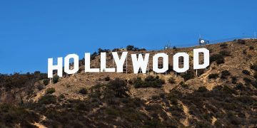 علامة هوليوود الشهيرة