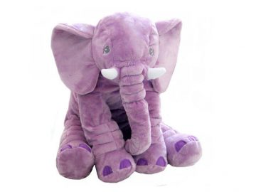 Kids Time Baby Children's Elephant Pillow