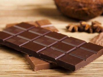 شوكولاتة غامقة حليب