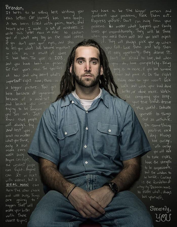 مساجين