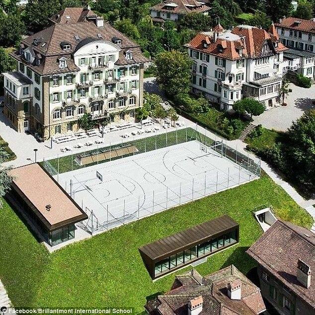 مدرسة سويسرا