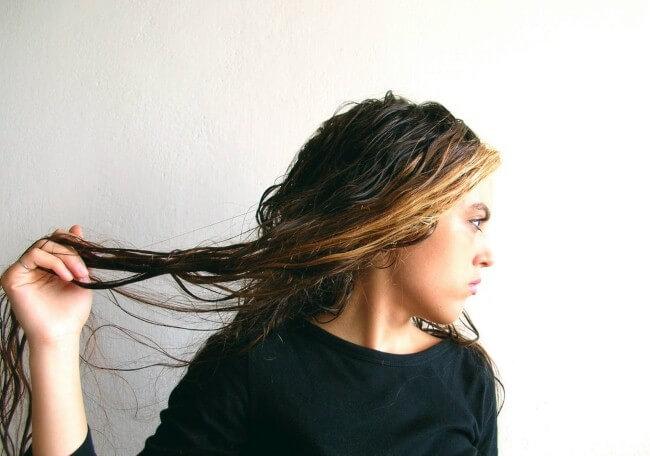 طول الشعر