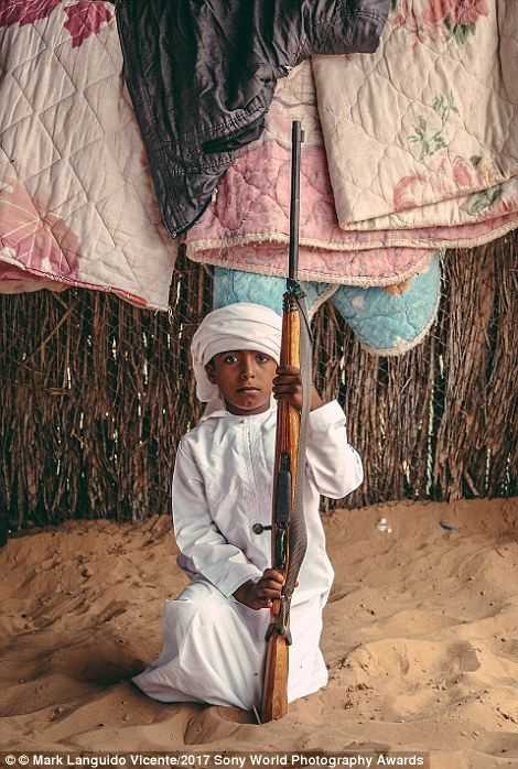 أقوى صور الأطفال المرشحة لجائزة سوني 2017