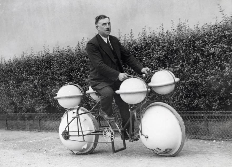 الدراجة البرمائية