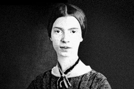 الشاعرة إيميلي ديكنسون