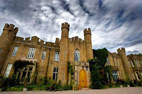 القلعة الإنجليزية في كمبريا