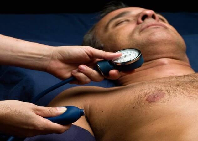 انخفاض ضغط الدم أثناء فترة النوم