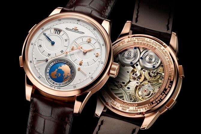 ساعات جيجر لوكولتر من أغلى ماركات الساعات في العالم