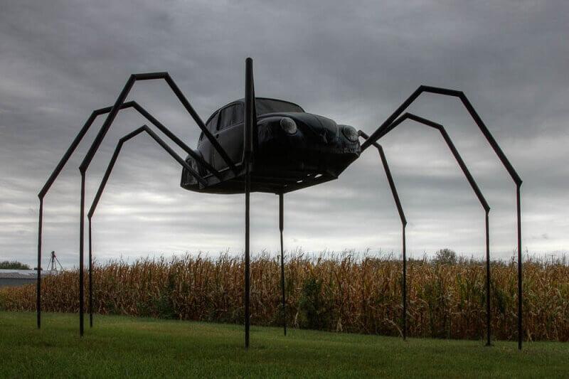 سيارة غريبة 20041714