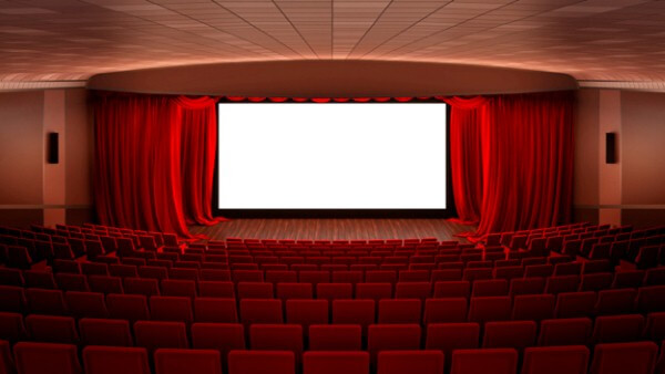 مقاعد سينما