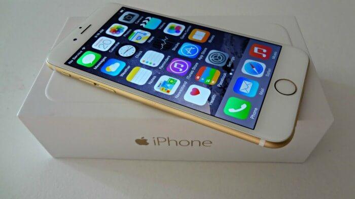 هاتف أيفون 6