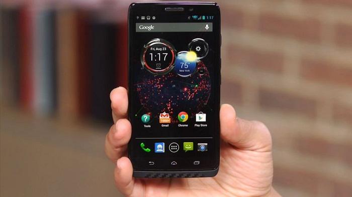 هاتف Motorola Droid Maxx