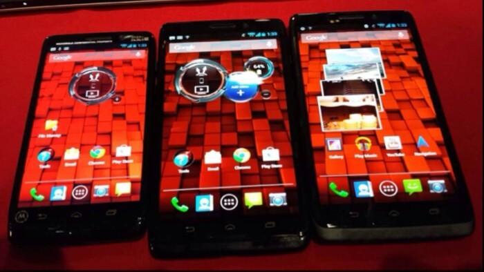 هاتف Motorola Droid Ultra