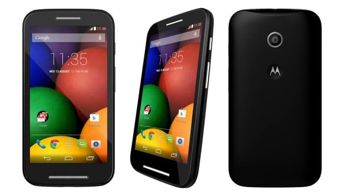 هاتف Motorola Moto E