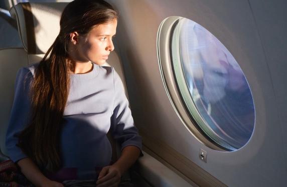 علاج الخوف من الطيران