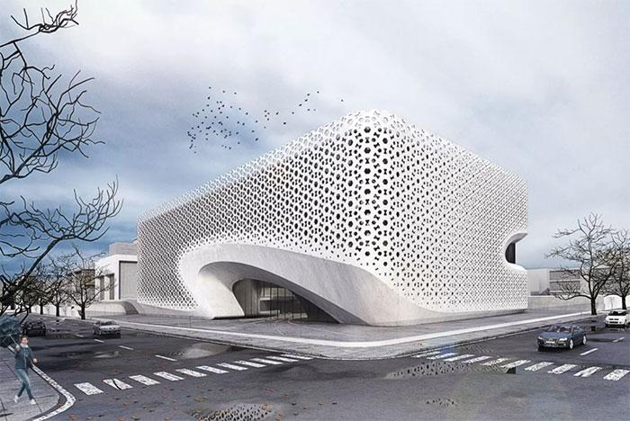 هندسة معمارية رائعة