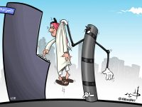 كاريكاتير هاني الحيد : ساهر