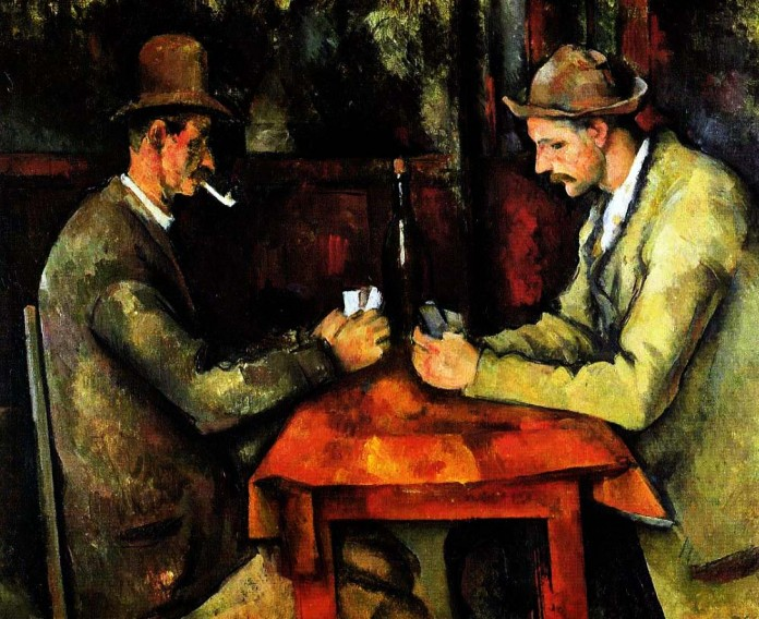 The-Card-Players