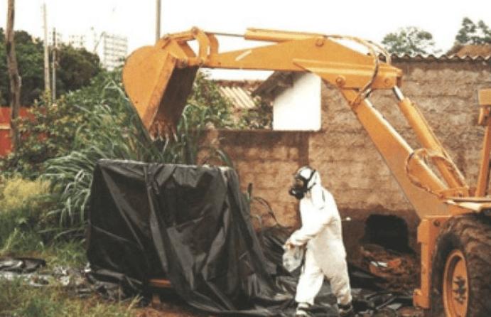 حادث غويانيا بالبرازيل