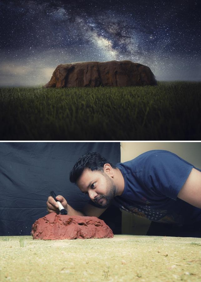 صخرة الأيرز