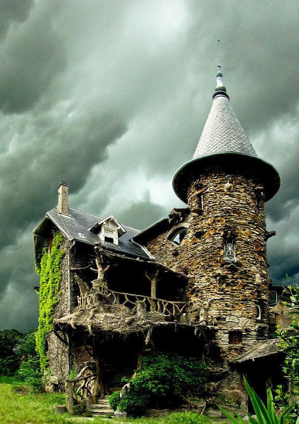 منزل في فرنسا