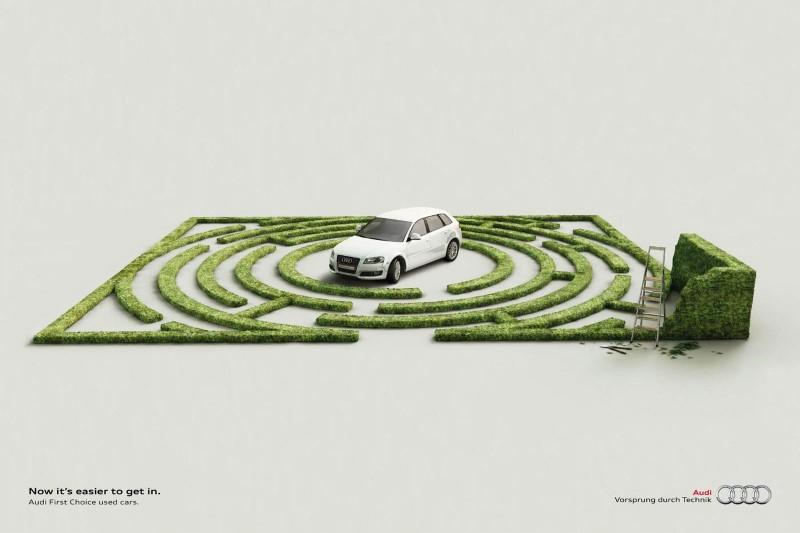 حملات اعلانية للسيارات